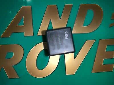 RANGE ROVER P38 ABS BOOSTER PUMP RELAY PRC9566