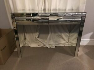 Mirrored Table