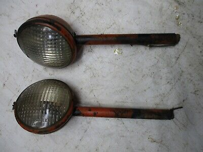 Allis Chalmers Wc Wd Wd45 Tractor Headlights