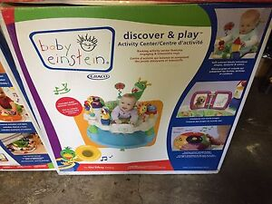 Baby Einstein Discover and Play $30 obo