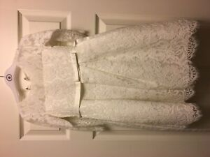 Brand New size 6 Girls First Communion/Flower Girl Dress Dress
