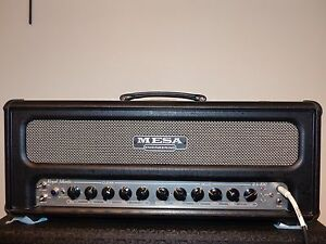 Mesa RA-100 Royal Atlantic (échange: Bogner, ENGL,SpLawn)