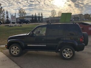 JEEP LIBERTY 2007 ROCKY MOUNTAIN Trail Rated Edition 4x4