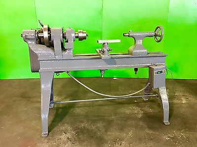 Metal Spinning Lathe 18 Swing