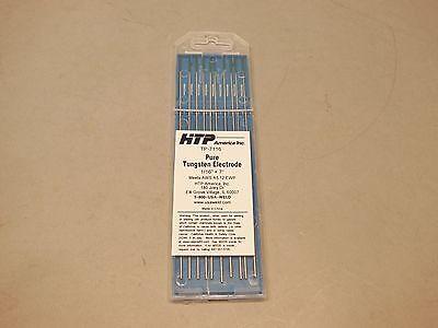 10 Pure Tungsten Tig Weld Welding Electrodes 116 X 7