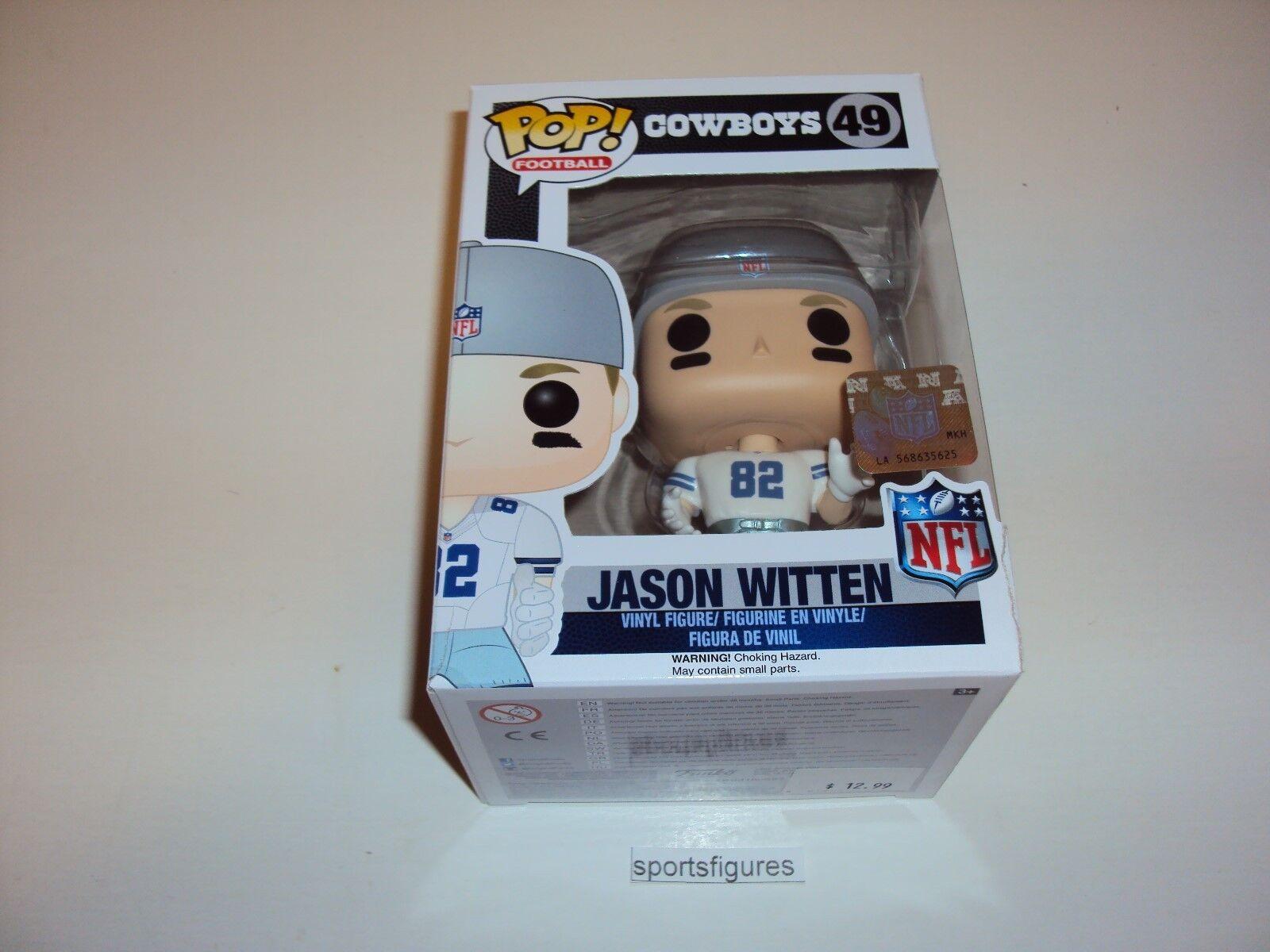 NFL Jason Witten Wave 3 Pop! Vinyl Figure by Funko