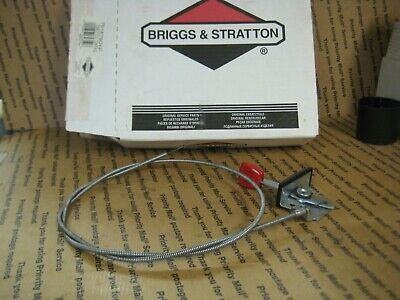 NOS Snapper Lawn Mower Red Knob Throttle Cable 18780 R/B 7018780 R/B 7018780YP