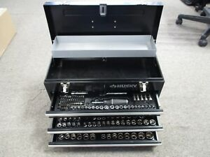 Husky Mechanics 210-Piece Tool Set Sockets /Wrenches pick up only no shipping