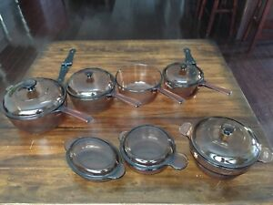 Corning vision cookware /pots