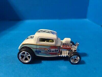 Hot Wheels '32 Ford CUSTOM Loose Gulf. 1/64 scale