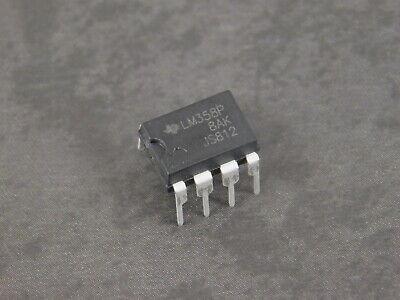 5 x LM358 Op-amp ICs - Electronic Component