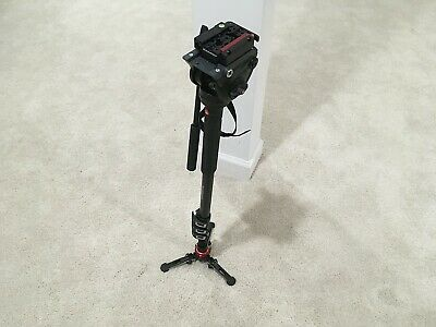 Photo Studio Tripod Manfroto MVMXPro500US fluid head