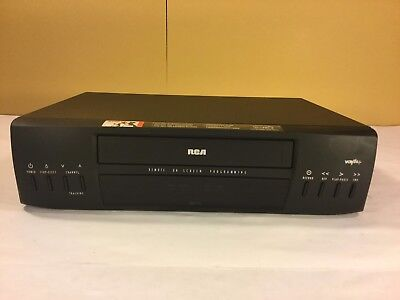 RCA VR347 VHS VCR Player -TESTED & WORKS GREAT-