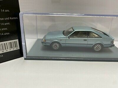 1/43 NEO SCALE MODELS 43775 TOYOTA CELICA ST MK.3 BLUE METALLIC model LHD DEFECT