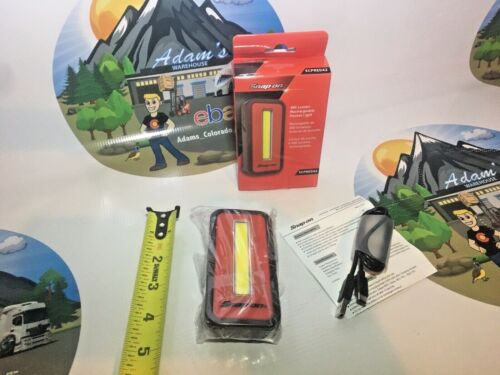 NEW Snap-on 2021 Rechargeable Magnetic Stand Light ECPREO42 RED! Fast Ship