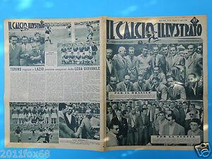 1948-il-calcio-illustrato-n-30-torino-juventus-lazio-triestina-italian-magazine