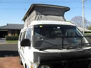 Toyota Campervan Glenvale Toowoomba City Preview
