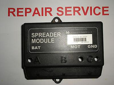 REPAIR SERVICE For 3 Stud MODULE 95808 For Fisher Western Salt Spreader  - $160.00