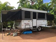Roadstar Voyager Wind Up Camper Whitfield Cairns City Preview