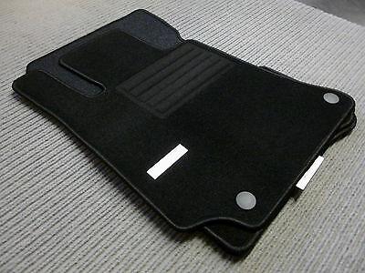 $$$ Original Lengenfelder Fußmatten für Mercedes Benz CLS C 257 E-Klasse + NEU