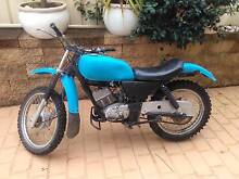 1982 Yamaha AG100  Dirt bike Shellharbour Shellharbour Area Preview