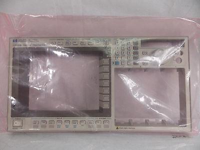 Hp Agilent 54720d Oscilloscope Front Panel Complete Set Assy.
