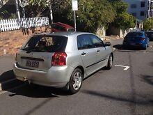 2004 Toyota Corolla Sedan Woolloongabba Brisbane South West Preview