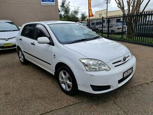 2005 Toyota Corolla Ascent Seca 1.8L 4 Cylinder Hatchback AUTOMATIC Lambton Newcastle Area Preview