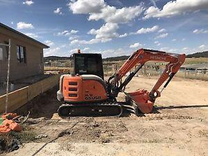 Bobcat, Excavator and Tipper Hire