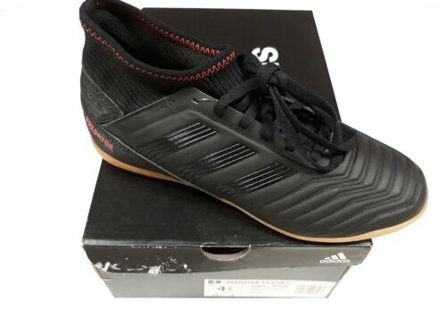 Youth Sz 4.5 Adidas Predator Tango 19.3 IN J Indoor Soccer S