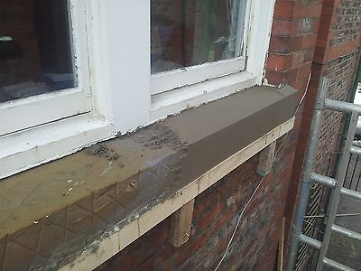 Stone window cills concrete sills keystone,heads, stone steps ...