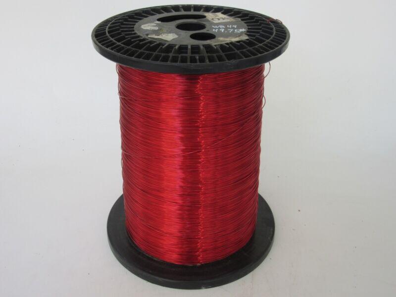 18 AWG   46 lbs.  REA Enamel Coated Copper Magnet Wire