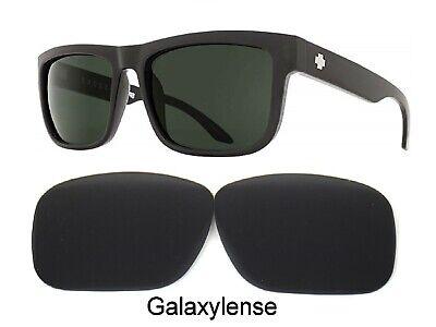 Galaxy Replacement Lenses For SPY Optic Discord Sunglasses Black (Spy Sunglasses Lenses)