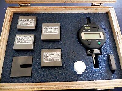Mitutoyo Dial Indicator Scratch Gauge Tool Kit