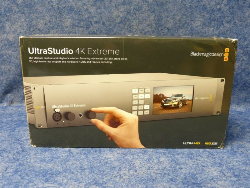 Blackmagic Design UltraStudio 4K Extreme - Condition 1