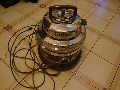 VINTAGE FILTER QUEEN VACUUM CANISTER BODY ONLY LOWER PART
