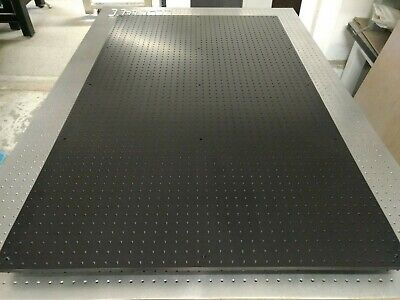 Newport 59 Solid Optical Breadboard Plate Anodized Aluminum Table Lab
