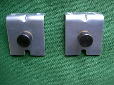 NEW WILLIAMS /BALLY PINBALL. ONE PAIR OF MACHINE FLIPPER  COIL END STOPS A-12111