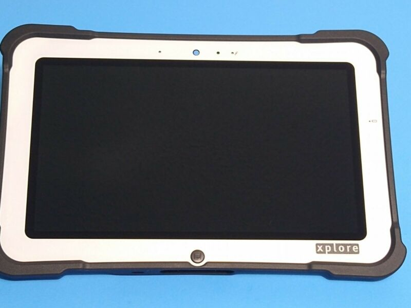 Replacement SCREEN FOR the Xplore Ranger iX101T1-XS Rugged Tablet.