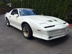 1988 Players Trans Am rare 1 of 20