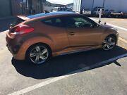 2012 Hyundai Veloster  Wagga Wagga Wagga Wagga City Preview