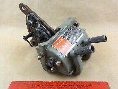 Exceptional Orig Atlas 12 Craftsman 12 Commercial Lathe Quick Change Gear Box
