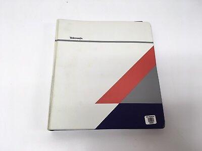 Tektronix Tds420a430a460a510a Digitizing Oscilloscopes User Manual W Disc