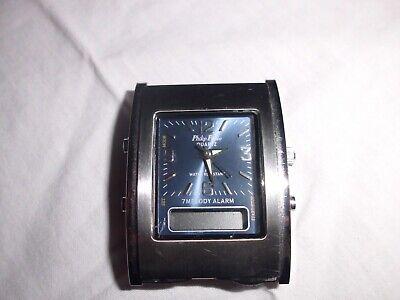 Armbanduhr Uhr Philip Persio Analog Digital Watch Haushaltsauflösung Sammlung - Philip Sammlung