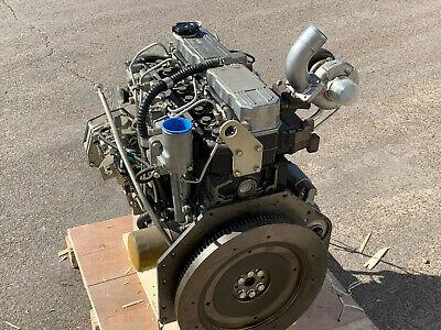 New Unused Caterpillar 3044c Turbo Perkins 804d33t Engine-1 Yr Warranty