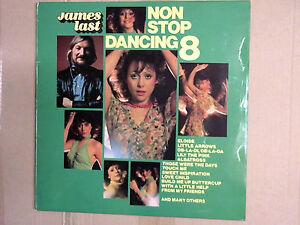 James Last - Non Stop Dancing 8 (LP)