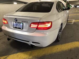 2011 BMW 335is Coupe 6-Speed M Package Clean Carproof