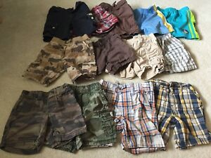 Boys 12-18 month shorts