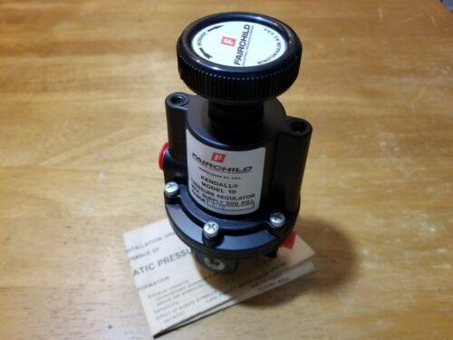 Fairchild Kendall Model 10 pneumatic air pressure regulator  - NEW