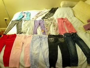 Size 3 toddler,bulk buy pants, Osh Kosh b'gosh & branded pants Davoren Park Playford Area Preview